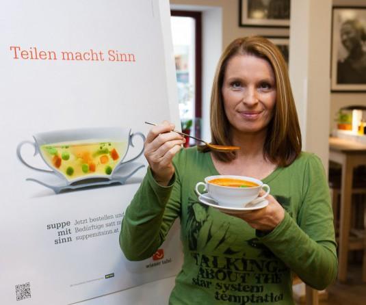 Suppe mit Sinn