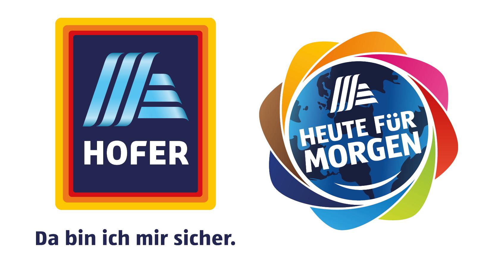 Kombilogo_HOFER_Logo_NEU_Heute fuer Morgen_RGB_quer